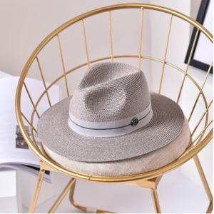 Accessories - Panama Hat - Grey - Adjustable